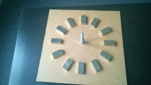 Rotor à 12 aimants